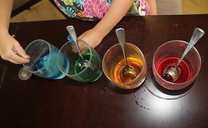 Как сделать в домашних условиях эксперимент
