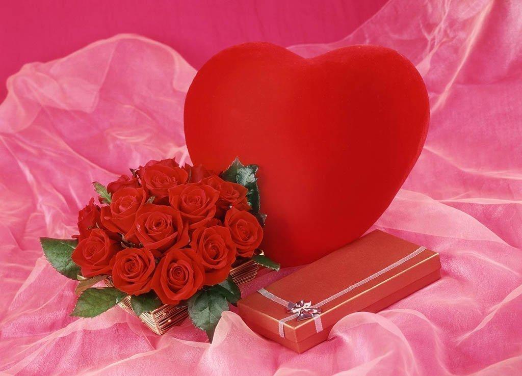 Подарки ко дню святой валентины