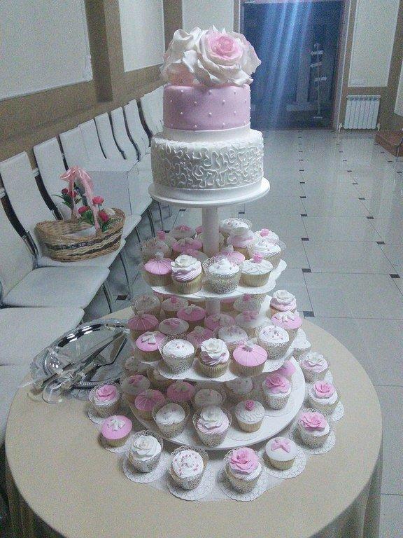 Свадебные торты на заказ в Москве: заказать торт на