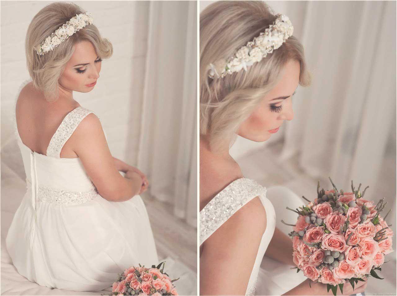 Свадебная прическа как принцесса фото