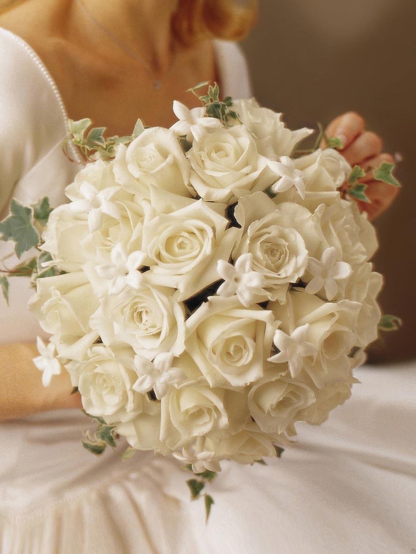 Свадебный букет цветы название и фото