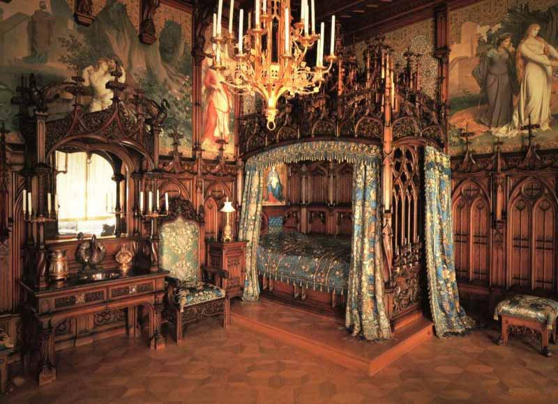 Красивейшие замки Германии, часть 1