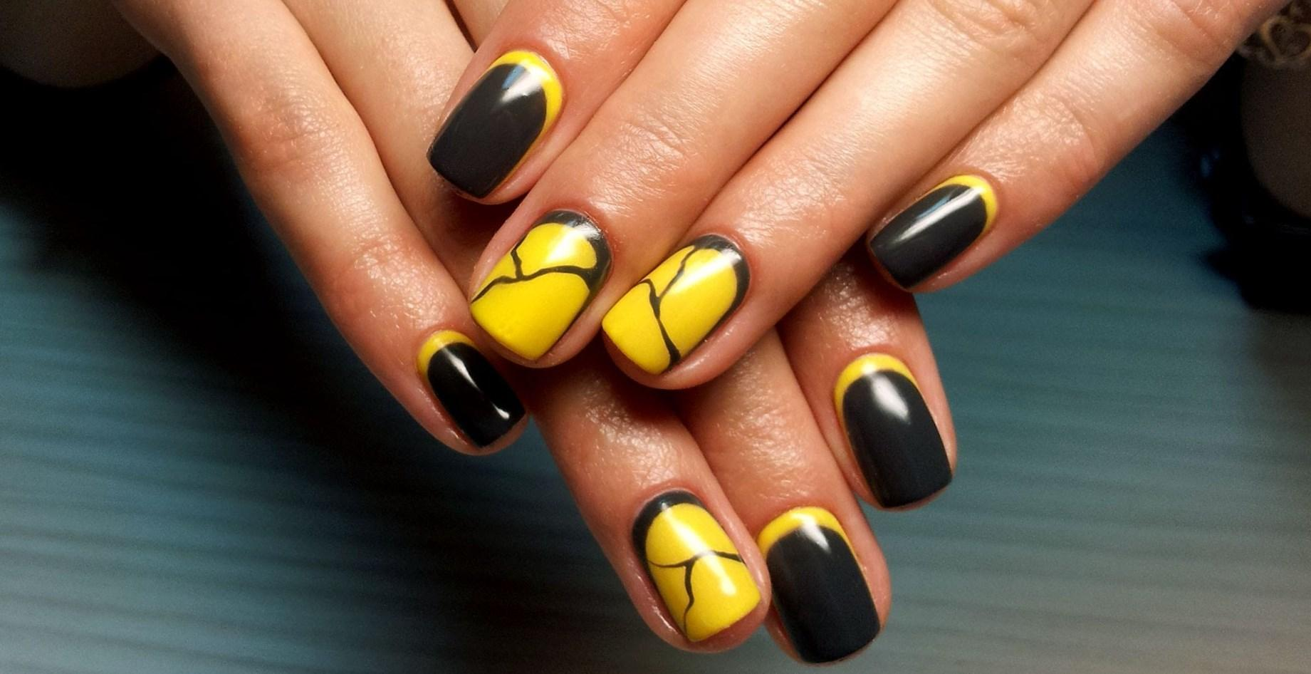 Самые крутые дизайны ногтей шеллак фото